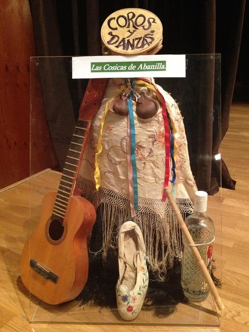 Las cosicas de Abanilla 2013. Escenario de Coros y Danzas